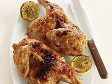 Broiled Lemon-Garlic Chicken