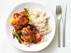 Baked Sweet-and-Sour Chicken