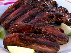 Seattle BBQ Beef Ribs