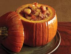 Apple-Pumpkin Brown Betty