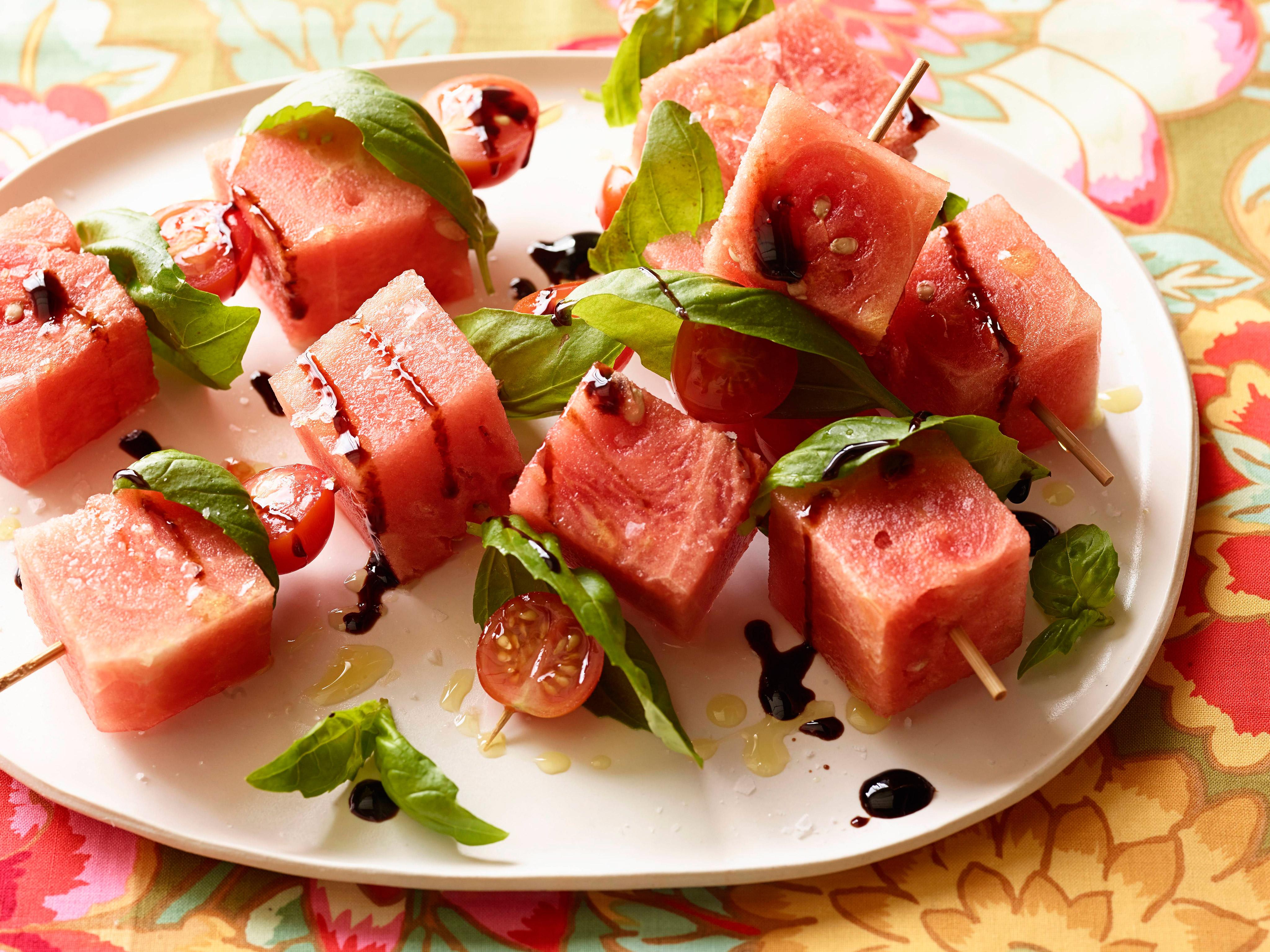 Шашлык из свинины, маринованый в помидорах - пошаговый 43