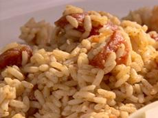 Smoky Spanish Rice