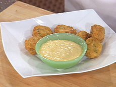 Cindy's Shrimp and Crab Croquettes