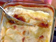 Truffled Potato Squares