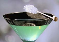 Glacier Cocktail