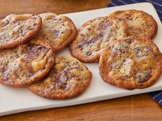 Ron's Triple-Chocolate Chip Cookies