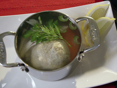 Chicken Soup with Matzo Balls