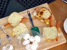 Emeril's Favorite Fried Egg Sandwich