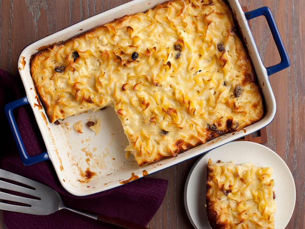 My Family's Noodle Kugel Recipes — Dishmaps