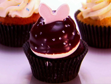Dark Magic Cupcakes