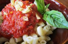 Marinara Sauce / Spaghetti Sauce Via Bari, Italy