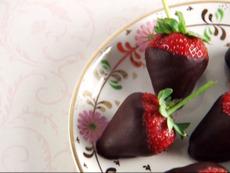 Chili Chocolate-Covered Strawberries