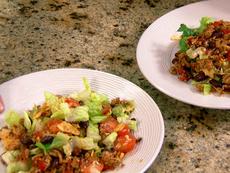 Neely's Chicken Taco Salad