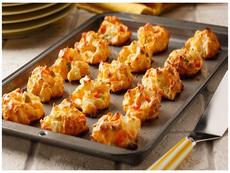 Cheesy Potato Puffs