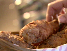 Southern Style Deep-Fried Chicken