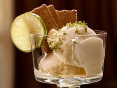 Key Lime Pie Ice Cream