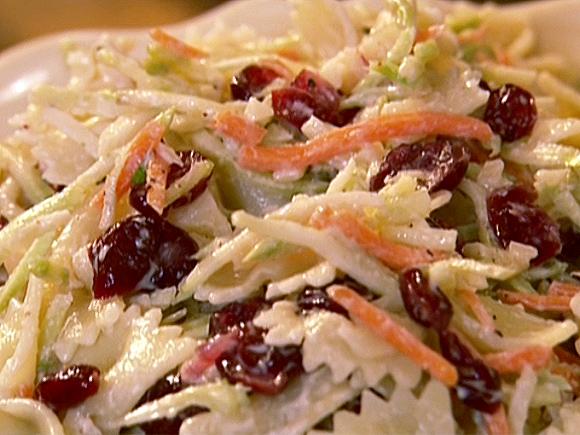 Салат с макаронами быстрого