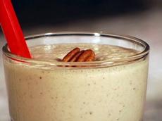 Bourbon Pecan Pie Milk Shake