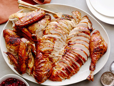Cajun Brined Turkey-Two Ways