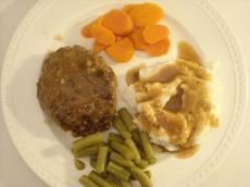Salisbury Steak My Way