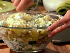 Poblano Potato Salad