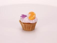 Lavender Tangerine Dream Cupcakes