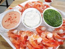 Parsley Paprika Pesto Shrimp Cocktail Sauce