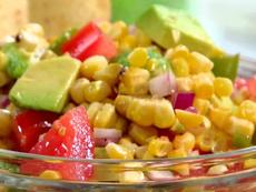 Fire Roasted Corn Salsa