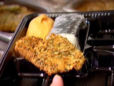 Furikake-Crusted Ahi Pupu