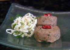 Armenian Bean and Walnut Pate