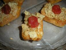 Southwest Salsa Rice Bites Appetizer