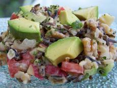 Wild and Crazee Rice Salad