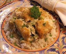 Karen's Chicken Divan