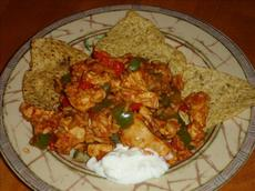 Chicken Taco Rice