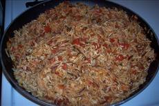 Skillet Spanish Rice