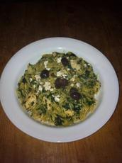 Weeknight Orzo Dinner