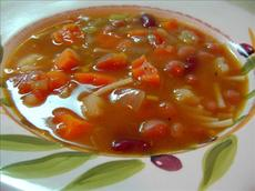 Maggie's Minestrone Soup