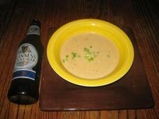 Potato Leek Soup St. James's Gate