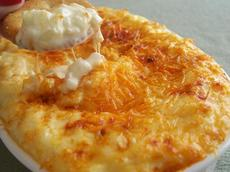 Baked Sweet Onion Cheddar Dip