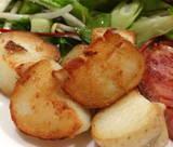 Roasted Lemon and Garlic Potatoes