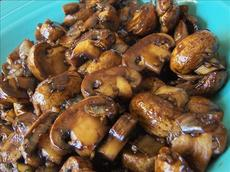 Mushrooms in Balsamic Vinegar
