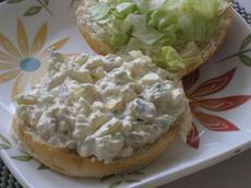 Chicken Egg Salad