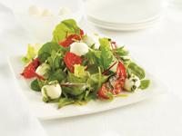 Warm Caprese Salad