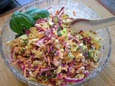 Barefoot Contessa's Blue Cheese Cole Slaw