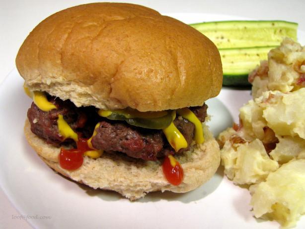 Tanya's Fabulous Burgers