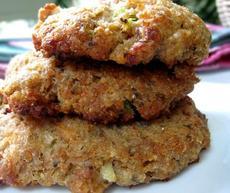Fried (Dilly) Salmon Patties