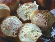 Secret Sandwich (Lunch Box Surprise)
