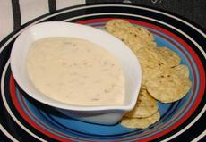Chile Con Queso (Melted Cheese Dip)