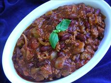 The Best Chili You Will Ever Taste