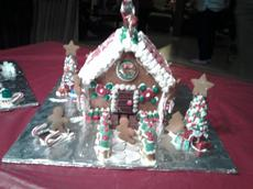 Gingerbread House Icing